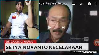 Video Reaction Saat FREDERICH Press Conference Kecelakaan Papah SETNOV