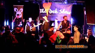 THE ROCK SHOW - Cute Without the 'E' (Taking Back Sunday) @ L'Anti, Québec City QC - 2018-02-10