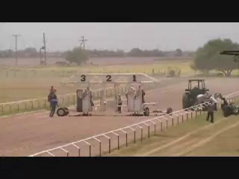 El Vaquero vs El Capitan carrera de caballos