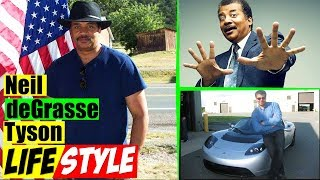 Neil deGrasse Tyson #Lifestyle | Net Worth, Car, Family, Girlfriend of American Astrophysicist