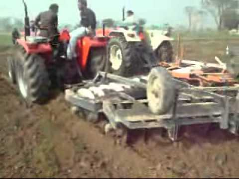 TAFE 5900 DI G4 Disc Horrow (Open Challenge) Massey Ferguson