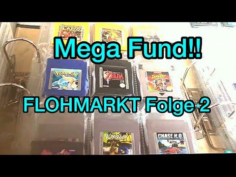 Seltene Funde auf dem Flohmarkt 🙏🏻 Diese Spiele MÜSST ihr Kaufen! Frankfurt (2.Folge)