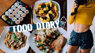 HEALTHY FOOD DIARY // JustSayEleanor ♡