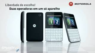 Submarino.com.br | Motorola Motokey XT Dual Chip EX119