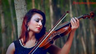 Mon Bibagi Hoye Jay By Ariyan | Official Music Video bangladesh  bangla new song2017