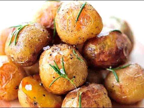 Морщинистая картошка, как печёная.flv
