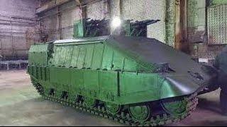 "Новый танк Украины - ""Азовец"""