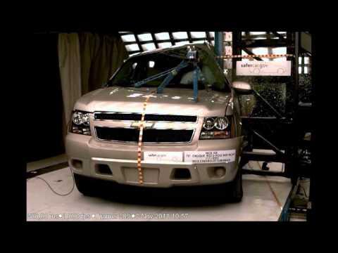 crash test 2011 20 chevrolet tahoe gmc yukon autos post. Black Bedroom Furniture Sets. Home Design Ideas