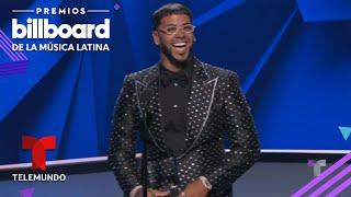 Anuel AA gana en la categoría Artista del Año Debut | Premios Billboard 2019