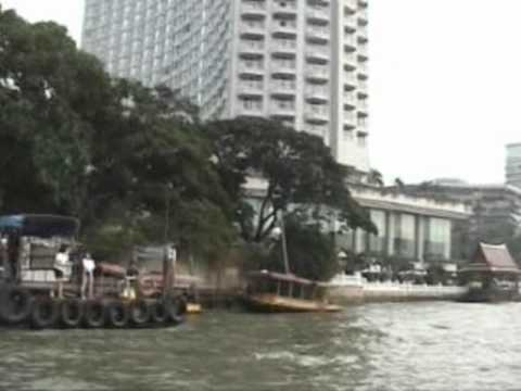 Chao Phraya River Cruise, Bangkok (8)