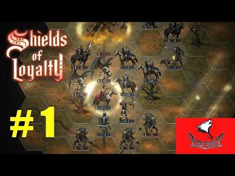 Shields of Loyalty Ersten Einblicke Gameplay Deutsch # 1