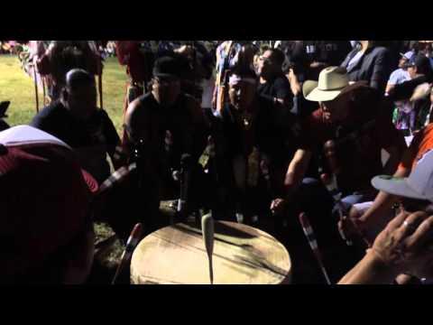 Northern Cree @ 2015 Comanche Nation Fair