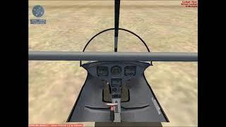 Microsoft Flight Simulator X- First Take Off Mission