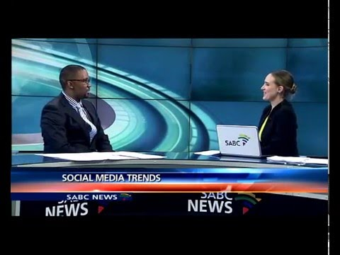 Social media trends with Siyabonga Africa