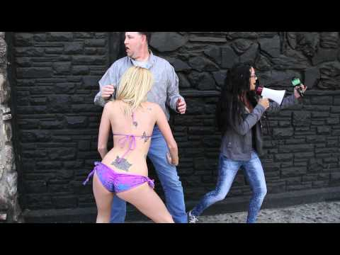 Red Neck Strip Club - Moneytalks video