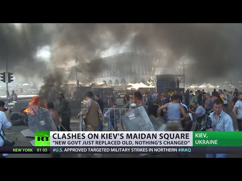 Grief, destruction & mayhem: 'Ukraine in complete disaster'