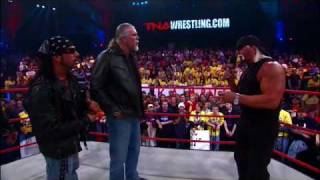 TNA iMPACT From January 4 (Part 6) Hulk Hogan's Debut on iMPACT!