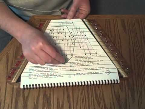 Fur Elise, Played on a Zither or Lap Harp, by Debbie Center, World of Harmony Music