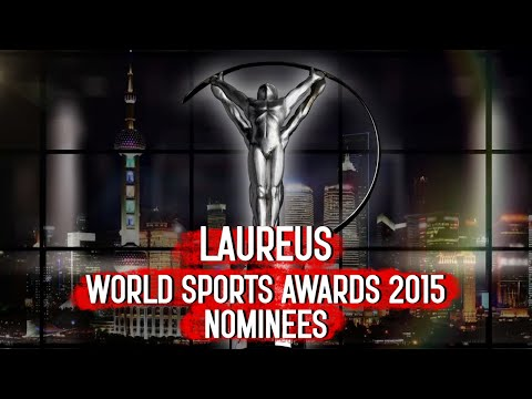 Laureus World Sports Awards 2015 Nominees