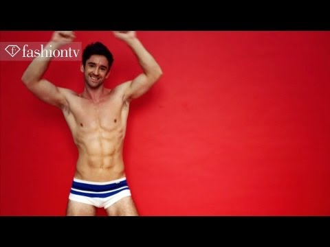 Andrew For QuarterHomme Lined Hipster Men Underwear   FashionTV