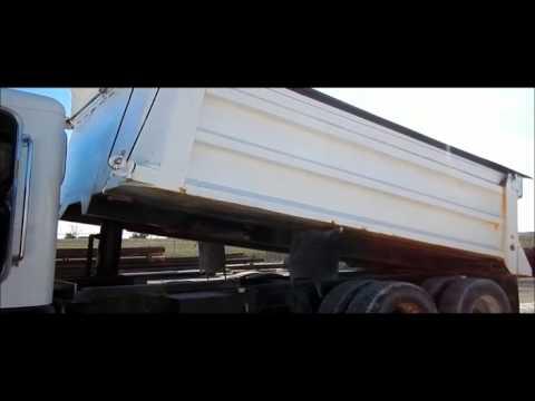 2007 Peterbilt 335 dump truck for sale   no-reserve Internet auction