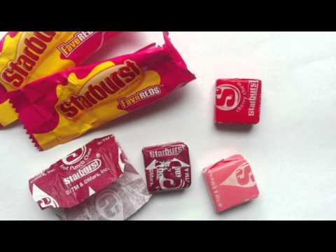 Starburst FaveREDs review