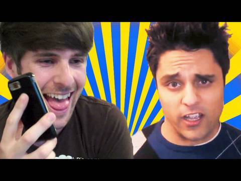Ray William Johnson Prank Call! (Ian is Bored 9)
