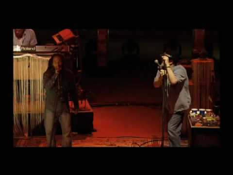 John Popper (Blues Traveler) No Woman No Cry live harmonica complete
