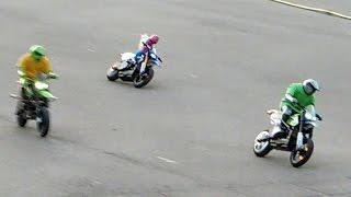 POWERFUL SPEED ELECTRO RC MOTORBIKE MOTORCYCLE RACE THAT´S FUN / Faszination Modellbau Fair 2014