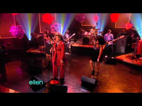 Macy Gray - Kissed It (Ellen DeGeneres Show 05.01.2011) [HD Version]