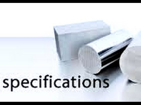 Modern Steel Products - 2014, Steel Standards: lecture 6