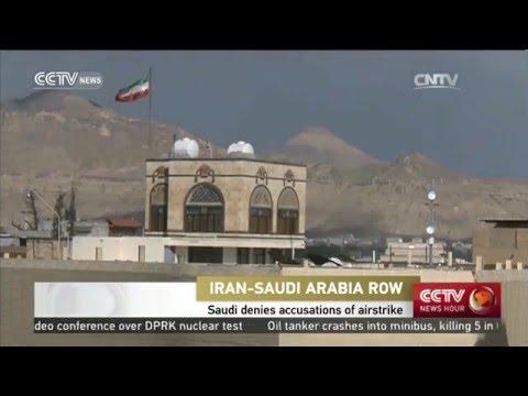 Iran accuses Saudi of attacking its embassy in Yemen
