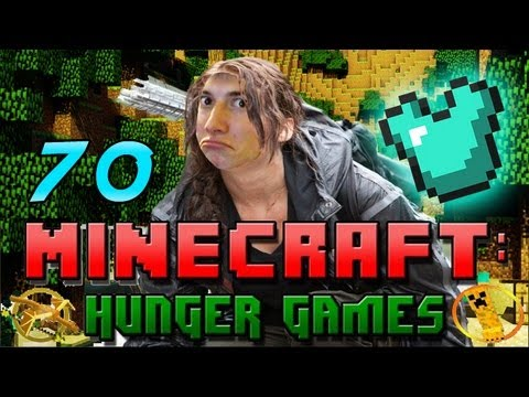 Minecraft: Hunger Games w/Mitch! Game 70 - Quest For Diamond Boobplate