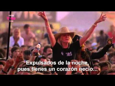 The Killers - Miss Atomic Bomb (subtitulado) T In The Park 13
