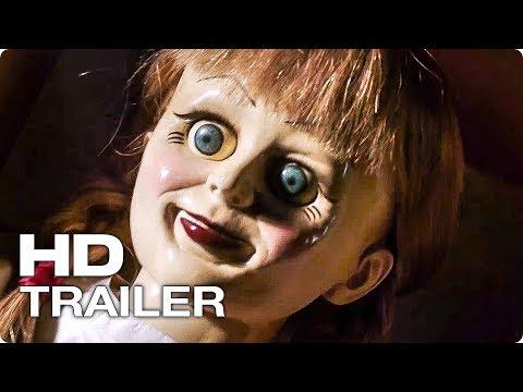 Проклятие Аннабель 2: Зарождение зла — Русский трейлер #2 (2017) [HD] | Кино Трейлеры