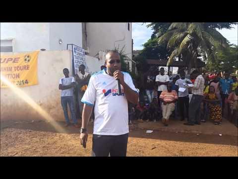 Coupe Bakaye Ibrahim TOURé   2è éDiTiON 24 08 14
