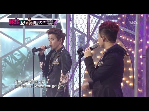 라쿤보이즈 (Raccoon Boys) [Now] @KPOPSTAR Season 2