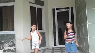 Girl in the mirror (LIVE LOVE PARTY DANCE cover)by:Dionne and Martina