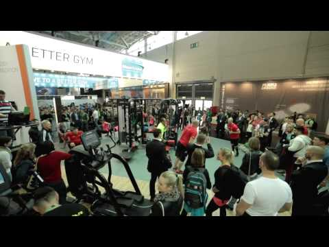 FIBO 2015 -  Small Group Training with Life Fitness