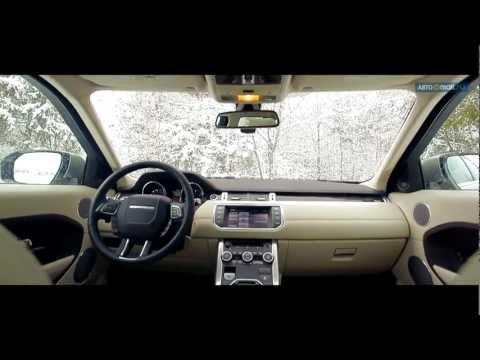 Тест Range Rover Evoque