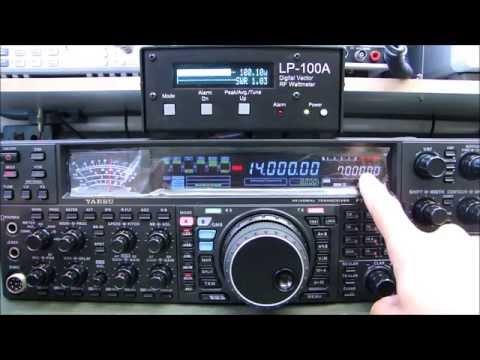 ALPHA TELECOM: YAESU FT-2000D CONTROLE DE VOLUME RUIM + REVISÃO