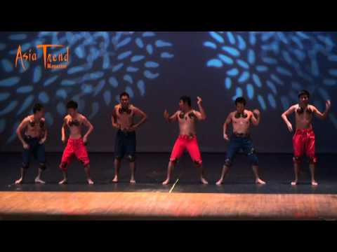 Coconut Dance (maglalatik) - Asian Night 2012 video