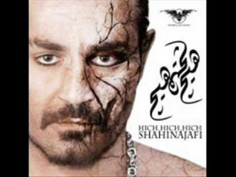 Shahin Najafi  Ninoush  Hich Hich Hich 2012