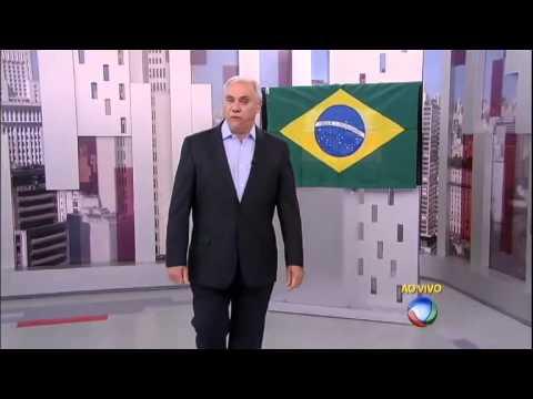 Marcelo Rezende desabafa sobre derrota do Brasil (Copa 2014)