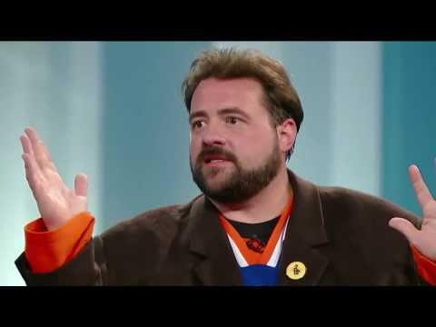 Kevin Smith on George Stroumboulopoulos Tonight: INTERVIEW