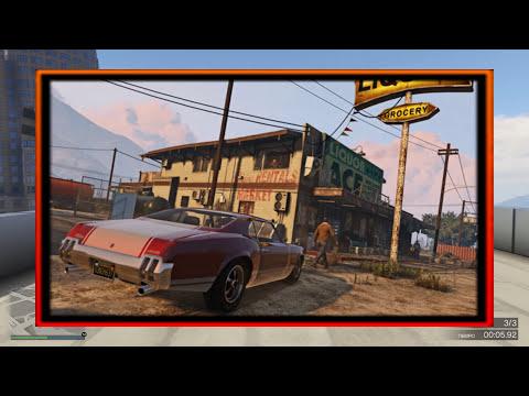 GTA V - INCREÍBLES NUEVAS IMÁGENES DE GTA 5 PARA PC - Grand Theft Auto V