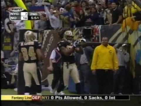 Joe Horn Family Joe Horn Touchdown Celebration