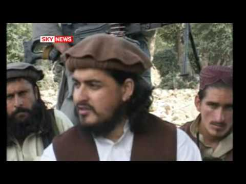 New Video Of Taliban Leader Broadcast