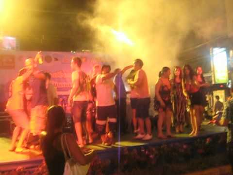 Patong Beach Kraton Festival Bangla Road Thai! video