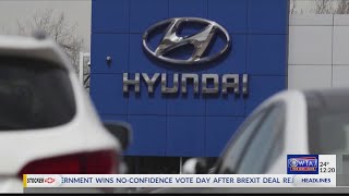 Hyundai and KIA recall vehicles